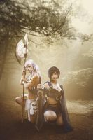 Rest Dear Sister for at Nightfall We Strike by OppositeCosplay