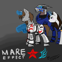 ATG Day 9 - Mare Effect by ThunderShock0823