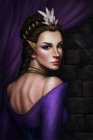Seleste Ladekopp (Chronicles of Thedas) by DragonReine