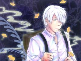 Mushishi: Ginko by michiika