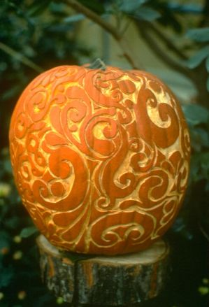 NASA's Pumpkin Carving Contest by LabLayers on DeviantArt
