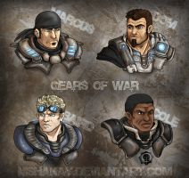 Gears by Kayzig