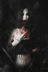 Come from the Darkness by Lady-Vilna