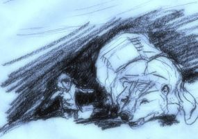 'The Golden Compass' prelim sketches by JackMartinJr