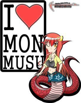 miia shirt/cosplay idea (NOW WITH LOGO!) by sonic2000121