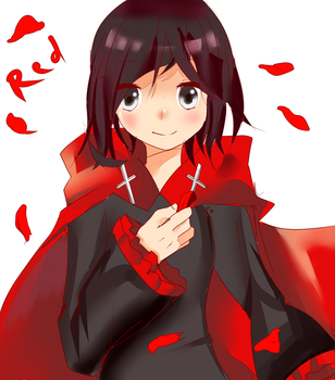 Red like roses by leomax17