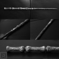 Wand lore by scummyvladdrac on deviantart for Harry potter elm wand
