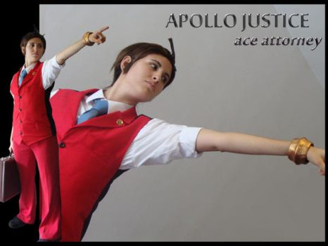 Ace Attorney - Apollo Justice by KellyJane