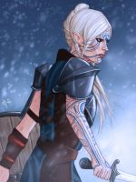 Ossis Lavellan 2 by Merwild