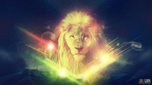 Jah Lion - Wallpaper by mostpato