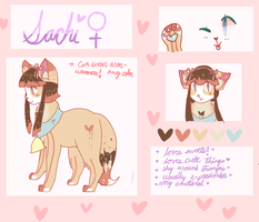 Sachi Ref by cakep0p
