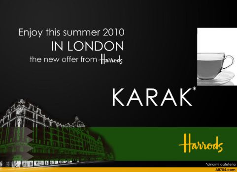 Harrods this summer by Ali704