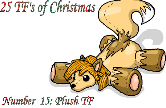 25 TFs of christmas 15 by Redflare500