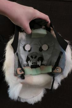 M'aiq the Liar - Mask Interior by TalaayaCosplay