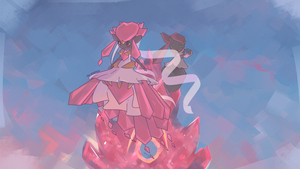 Mythical Pokemon Collection 12 - Diancie