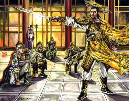 The Dawn of the Song Dynasty by Amelie-the-Fox