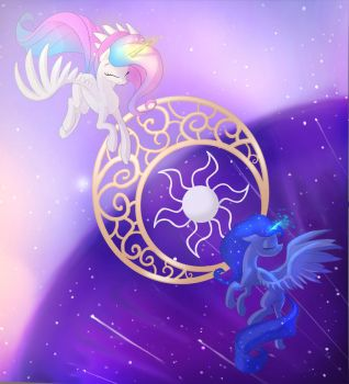 Day and Night by JAEneth