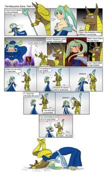 LOL: The Masculine Sona - Part 3 by phsueh