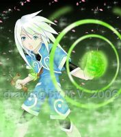 Genis by sumireshee