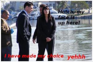 hotch loves the women by special-beam-cannon