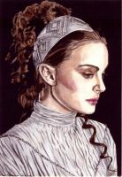 Episode 2 Padme in Color by khinson
