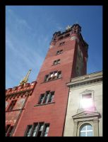 Basel's townhall by g8x