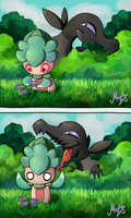 Its hard to be Fomantis