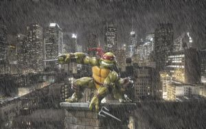 TMNT Reboot Poster by MoviezAreMyLife