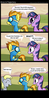 Error in Trajectory by SubjectNumber2394
