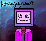 TV Head YCH Example|Plus fanart for Pyrocynical! by RainbowJellybeans7