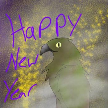 Happy New Year by ParakeetTheIceWing