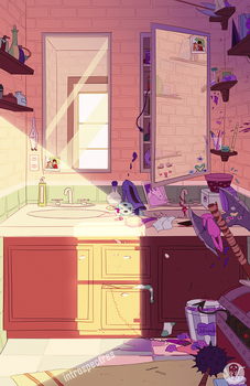 Roomies by IntroSpectres