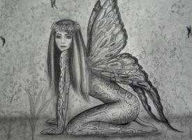 HADA - FAIRY by domerelly