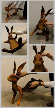 Hester The Hare by Nectarine