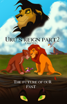 .:CE:.Uru's Reign Part 2 Chapter 2 Cover Entry by SEGAmastergirl