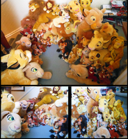 My The Lion King Collection - ALL FOR SALE! by JellyPaws