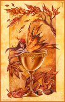 Autumn's Chalice by TrollGirl