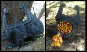 Midna Helmet Complete by meanlilkitty