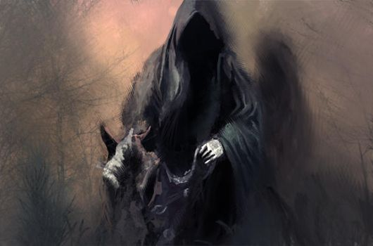 The Lord of the Rings: Nazgul by Negish