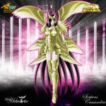 Serpens Cassandra God Cloth OCE by LadyHeinstein