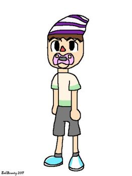My Animal Crossing Character (Animal Crossing) by EvilBounty