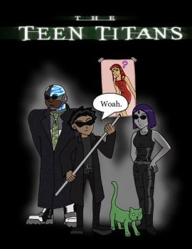 Enter the Titans by TheNumberD