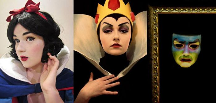 The Evil Queen: Snow White Closet Cosplay by Hopie-chan