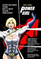 Powergirl - If only... by adamantis
