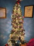 my christmas tree by EternalLoveAngle