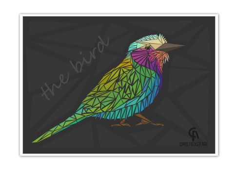 the bird by Chrisdesign