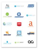 AndroGroup Logo Options by beshoywilliam