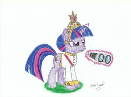 Field Marshal Sparkle, the Element of Magic by UlyssesGrant