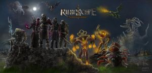 RUNESCAPE by RS-LegendArts