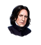 Severus Snape by AnnikeAndrews